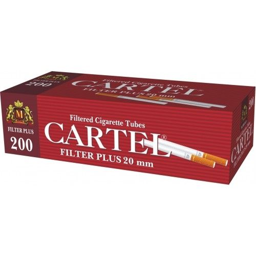 CARTEL FILTER PLUS 200 TT