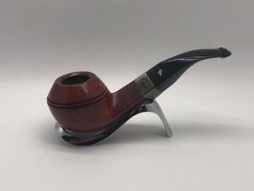 PIPA PETERSON SHERLOCK HOLMES XL SQUIRE SMOOTH P/LIP