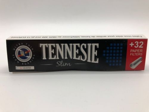 FOITE TENNESIE SLIM BLACK + FILTRE CARTON
