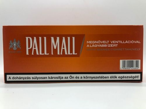 PALL MALL ORANGE MULTIFILTER 200 TT