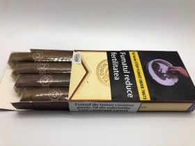 PADRON 3000 SERIE 4 PACK ROBUSTO GRANDE NAT (4)