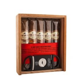 TE AMO 5 ROBUSTO MIX (5) + CUTTER