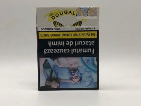 DOUGALL'S KING SIZE BUTTERFLY CIGARS (5)